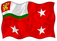 Флаг на Командир на Военноморските сили