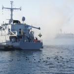 Спускане на подводен управляем апарат - Варна