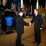 Награждаване на военнослужещи
